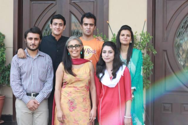 Rotaract Club Members Attend Eid Milan Party Fcc Societies