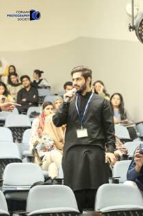 FPS arranges Photo Story Telling Platform for Freshmen