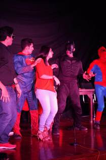 FDC perform plays for Freshmen