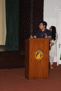 LES Participates in Kinnaird College's Economic Club Annual Tutorial