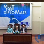 FORMUN V holds MEET THE DIPLOMATS