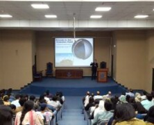 EWC & BPS Organizes Seminar on Aerosols and Climate Change