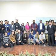 YEP arranges session with Zeeshan Afzal, CEO Shahid Afridi Foundation