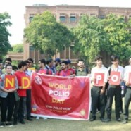 RC arranges Polio Walk