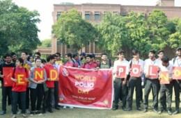 RC arranges Polio Walk