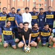 Forman Sports Society holds a Football Match between FCCU Students Team and Alumni