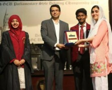 FDS Wins Multiple Debating Competitions for FCCU