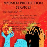 WES to hold Training workshop on providing Women Protection Services