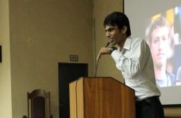 Mr Tauseef Iftikhar talks about 'The Pattern'