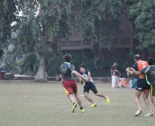 FCCU Plays Rugby Match with University of Lahore