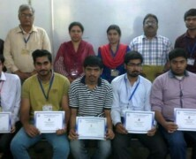 ISSC holds certificate distribution ceremony
