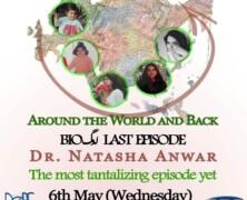 Join SBS for final episode of Bio Loag with Dr Natasha Anwar