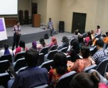 APS holds workshop on Anger Management