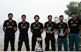 MARL'BROS wins inaugural edition of Forman Cricket Sixes