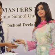 Ahmad Gulzar stands first at LGS debating competition Grammasters '15