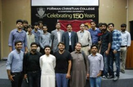 FPSS holds a lecture on Socialism and Islam