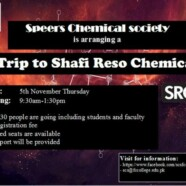 SCS Trip To Shafi Reso Chemicals