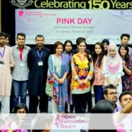 WES and SBS commemorates Pink Ribbon Day