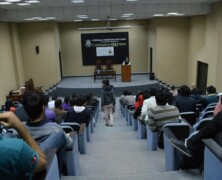 IS holds lecture on Parallel Time Stream and Hussain (R.A)