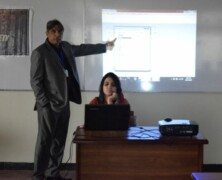 LES organizes workshop on EViews