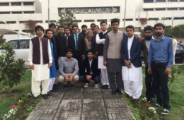 FPSS visits Parliament House of Pakistan