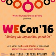 WES presents WECon'16