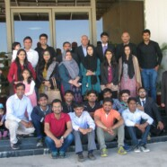 BPS organizes trip to National Institute of Laser and Optronics