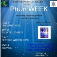 BPS to organize Phun Week