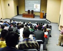 FPSS organizes a lecture on Preconditions for Peace between India and Pakistan
