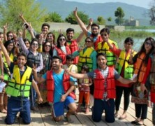 FJS organizes trip to Khanpur Dam and Monal Islamabad