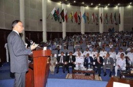 FPSS attends seminar at Naval War College, Lahore