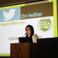 FJS and Dept. of Mass Communication arranges session with Shield Pakistan