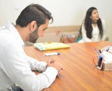 RC oraginzes a Video Call with Rotaract Club of VVP Engineering College Rajkot, India