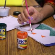 Art Junction organizes Painting and Music Workshop