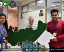 Art Junction holds Bol Do Azzadi Week
