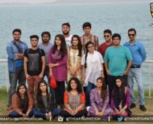 Art Junction takes trip to Mangla Dam