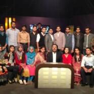 Rotaractors participate in filming 'Khabarnak'