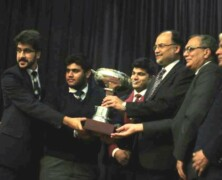 FDS wins Team Trophy at All Pakistan Allama Iqbal Bilingual Declamation Contest