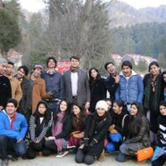 Rotaract Club arranges trip to Azad Kashmir and Murree