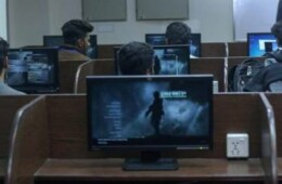 FCS holds Gaming Competition