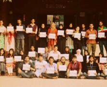 SBS organizes IC-ETLS Certificate Distribution Ceremony
