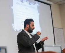 FCS arranges Workshop on Digital Marketing