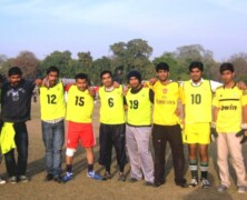 LES holds football match for Baccalaureate and MBA students