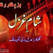 Bazm-e-Fikr-o-Nazar to hold Sham-e-Ghazal