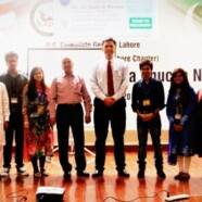 APS holds talk by Dr Ali Madeeh Hashmi on 'from ill-being to well-being'