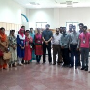 Murray College Sialkot Delegation visits Department of Chemistry FCC