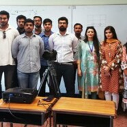 FJS holds Workshop on Photography and Camera Handling