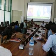 FSS holds a talk on Exploring Statistics Profession