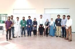 SCS arranges a Computational Chemistry Workshop