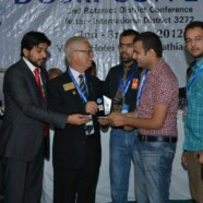 FCC Rotaract Club wins Best Club Award in District 3272